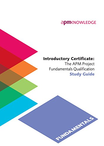 Introductory certificate the apm project fundamentals introductory certificate the apm project fundamentals qualification study guide by bolton and naybour yadclub Choice Image