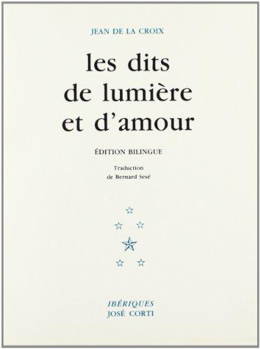 les-dits-de-lumire-et-d-39-amour-dition-bilingue-franais-espagnol