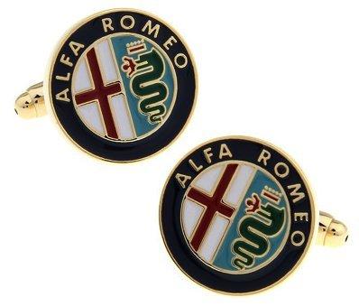 Manschettenknöpfe Alfa Romeo