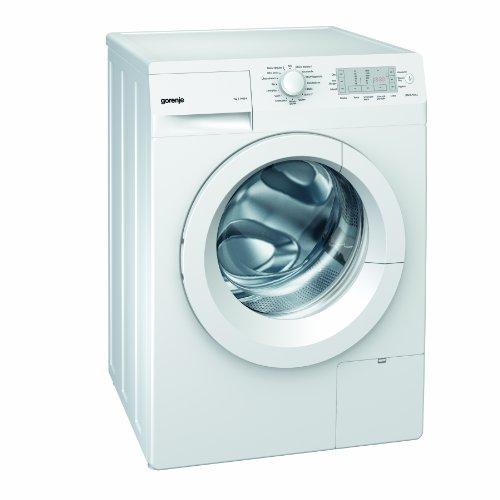 Gorenje WA 7900 Waschmaschine FL / A+++ / 166 kWh/Jahr / 1400 UpM / 7 kg / 9586 L/Jahr / Gewichts- Kontrollsensor / Quick 17 / weiß