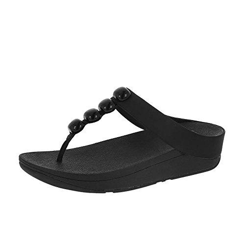 Fitflop Rola Donna Sandalo Nero 090°all black