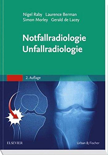 Notfallradiologie, Unfallradiologie