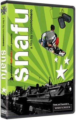 Snafu Wakeboard DVD