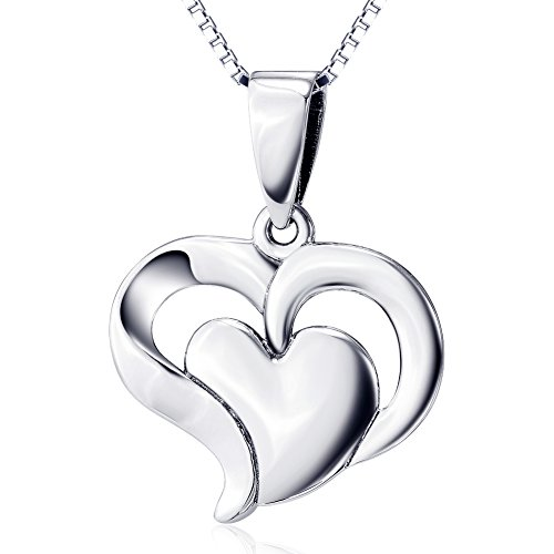 925-sterling-silver-double-heart-pendant-necklace-for-women-18-box-chain