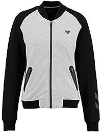Hummel Crome Zip Jacket–Chaqueta Gris Gris Talla:small