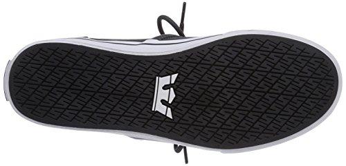 Supra - Cuba, Sneakers Low Man Gray (grau (gris / Negro - Blanco Gbk))