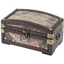 HMF – 6405 – 117 caja de madera Cofre del Tesoro Cofre del Tesoro, Colombia