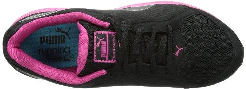Puma Descendant V1.5 Wn'S, Chaussures de sports extérieurs femme Noir (Black/Aged Silver)