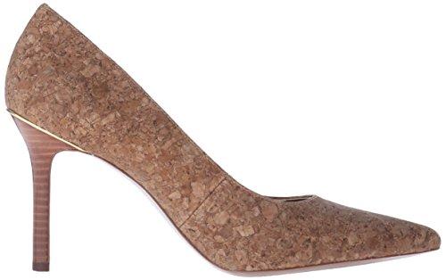 Lauren Ralph Lauren Pump Sarina Tan Colored Cork