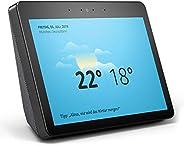 Echo Show (2. Gen.) Zertifiziert und generalüberholt, Premiumlautsprecher mit brillantem 10-Zoll-HD-Display, S