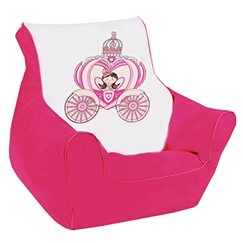 "knorr-baby 450204 Mini Sitzsack ""Princess"""