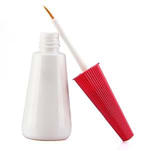 FACILLA® Colle Gel Glue pour Cils Faux Etanche Transparent 12ml Cosmétique