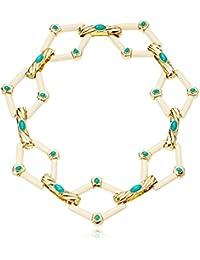"House of Harlow 1960 Valda Statement Strand Necklace, 18"""