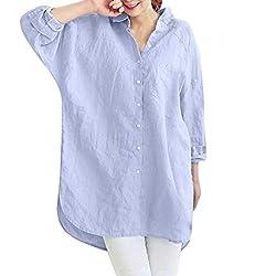 Mujer blusa camiseta tops...