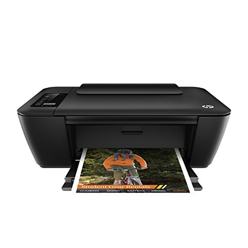 HP DeskJet 2545 4800 x 1200DPI Thermal Inkjet A4 7Seiten Pro Minute WLAN - Multifunktionsgeräte (Thermal Inkjet, 4800 x 1200 DPI, 60 Blätter, A4, Direkter Druck, Schwarz) (All One Hp Pc In 21)