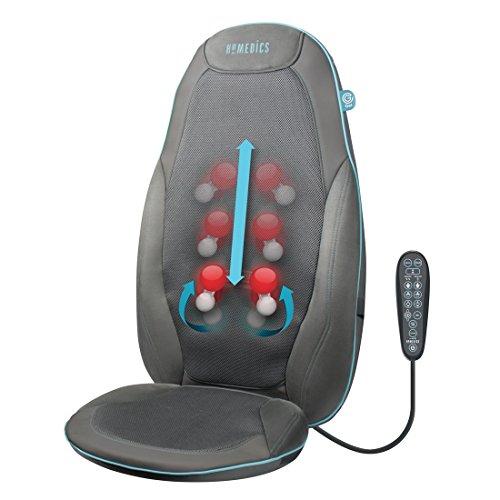 Homedics SGM1300 Silla masaje Technogel material recrea