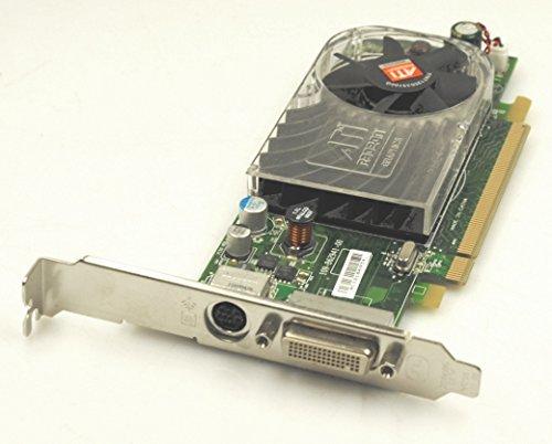 ATI Radeon HD3450 B629 109-B62941-00 0X399D 0X398D 256MB Grafikkarte PCIe DMS-59 -