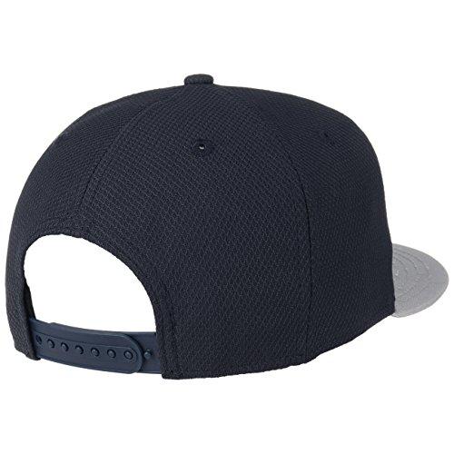 Casquette 9FIFTY Diamond Era Mix New York Yankees bleu marine-gris NEW ERA Bleu Marine-Gris
