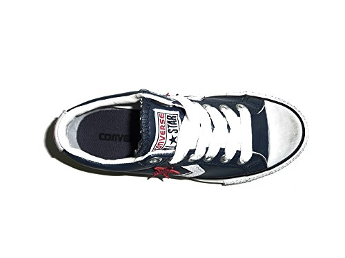 CONVERSE ALL STAR 307872S STAR PLAYER EV OX LEATHER Blue