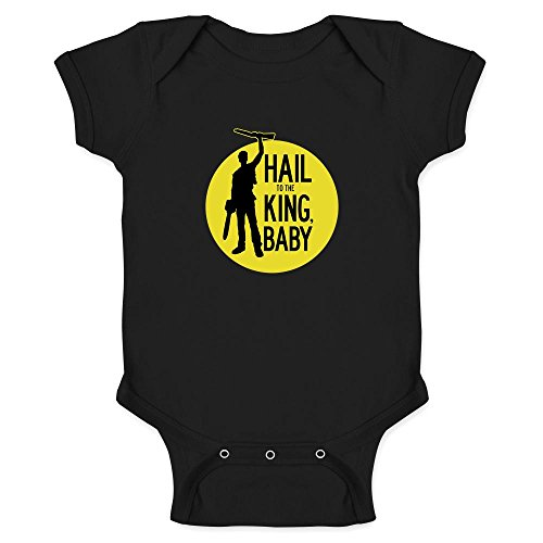 Pop Threads Hail To The King, Baby Infant Bodysuit by