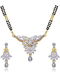 Atasi International Jewellery Set for Women (Multi-Colour)(MR1)