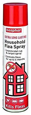 Beaphar Extra Long Lasting Household Flea Spray 300ml by Beapharr