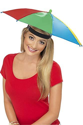 Schirmhut Mini Regenschirm Scherzartikel Sonnenschirm M�tze (Erwachsene Spaß-halloween-party-ideen Für)