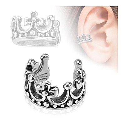 royal-crown-tiara-design-fake-ohrstulpe-tragus-oder-knorpel-non-piercing