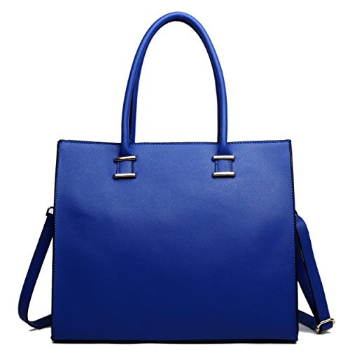 Miss Lulu ,  Damen Tasche Navy