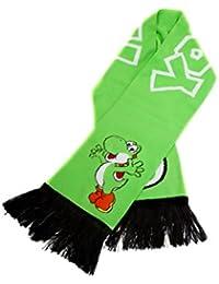 Nintendo Schal Yoshi Green Scarf