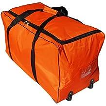 cbe0042092 Borsa da viaggio sportiva valigia trolley grande da 140L con ruote. Taglia  XXL