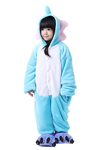Honeystore Kind's Unisex Elefant-Kleinkind Kostüme Jumpsuit Freizeitkleidung Cosplay 125