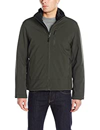 32 Degrees Men's Hydro Shield 3 in 1 Softshell with Zip Out Fleece Jacket
