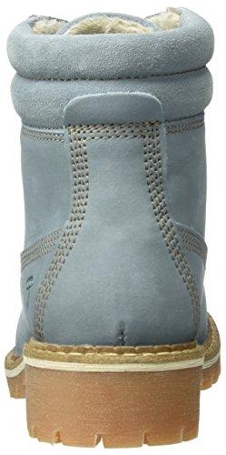 Tamaris Ladies 25242 Boots Blue (denim)