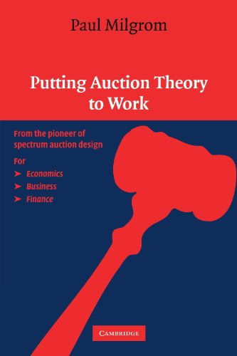 Putting Auction Theory to Work Paperback (Churchill Lectures in Economics)