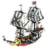 Lego 6290 Kapitän Rotbart's Schiff - LEGO
