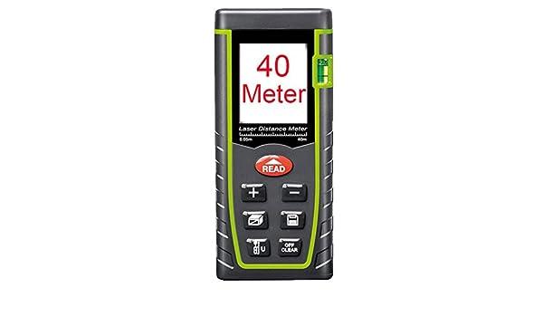 Entfernungsmesser Mit Neigungsmesser : Zantec lumiparty laser entfernungsmesser: amazon.de: elektronik