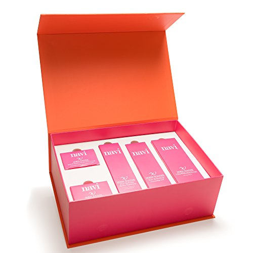 NAVI Collection Luxus Geschenk-Set in hochwertiger Schatulle / Premium Geschenkbox groß