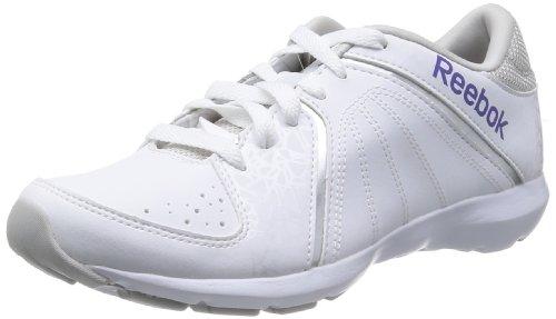 Reebok Studio Beat Vi Low Rs, Chaussures d'athlétisme femme Weiß
