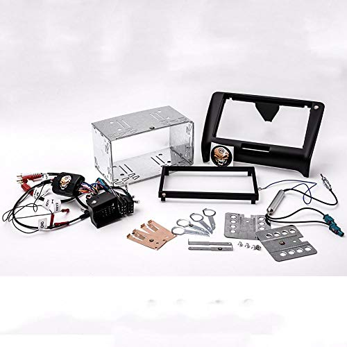 Kit Installation Autoradio KITFAC-Z240B pour Audi TT - ADNAuto