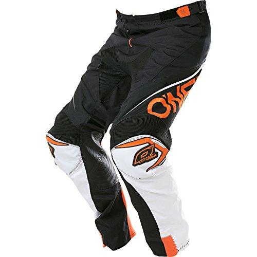 O 'Neal Mayhem Lite Hose Blocker Armee, Black White Orange (Orange Hose Mayhem)