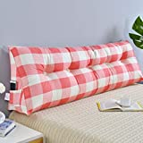 Bloomy Home- Memory Foam Sitzkissen - Beste Entlastung für Unteren Rückenschmerzen zu Hause Büro Bett Rückenlehne Kissen