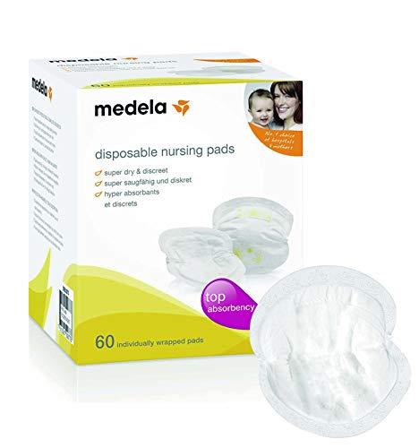 Discos absorbentes desechables Medela 0080323