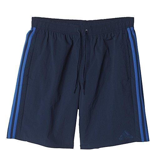 Cl Wasser (adidas Herren Badeshorts 3SA SH CL Collegiate Navy/EQT Blue S16, S)