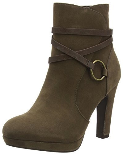 Another Pair of Shoes Alexae1, Bottes Classiques Femme Marron (Dark Brown20)