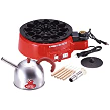 AUTOMATIC ELECTRIC JAPANESE TAKOYAKI GRILL PAN 12 HOLES 110 V OCTOPUS BALLS [JAPAN] (japan import)
