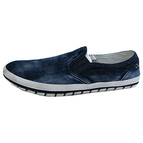 Diesel, Ciity Men Indigo, Slipper, , blue used, EUR 46 USA 12,5 [16168]
