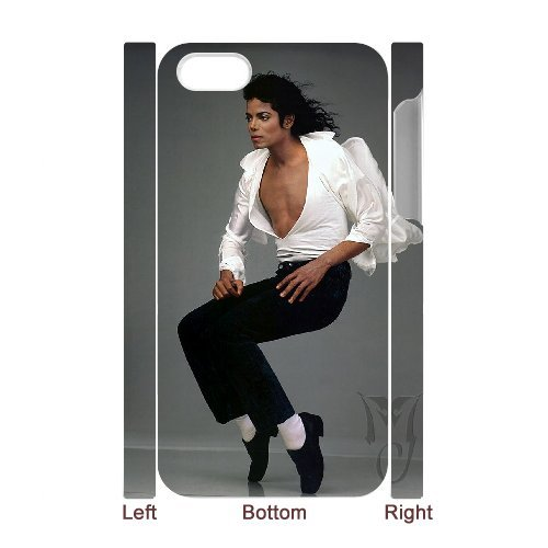 LP-LG Phone Case Of Michael Jackson For Iphone 5C [Pattern-6] Pattern-3