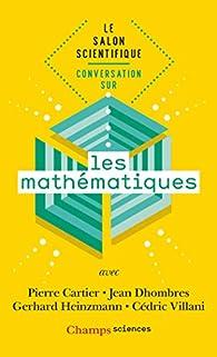 Le salon scientifique : Conversation sur les mathématiques par Cédric Villani