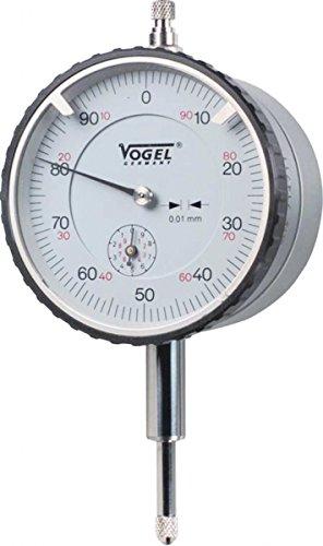 Vogel Germany–Uhr Vergleich DIN 878, 0–10Zoll